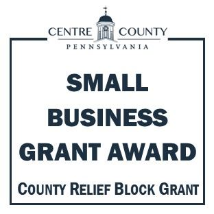 CRBG Small Business Grant Award